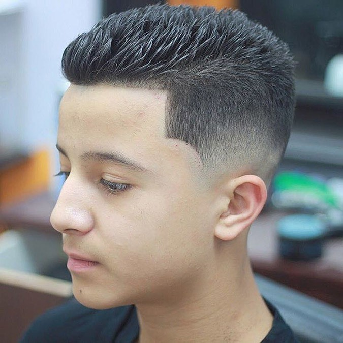 boys haircuts with lines 20 sharp line up haircuts for guys hairstylecamp 1780