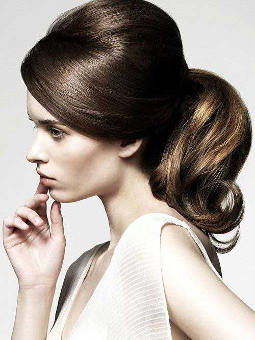 easy to do hairdos for long hair
