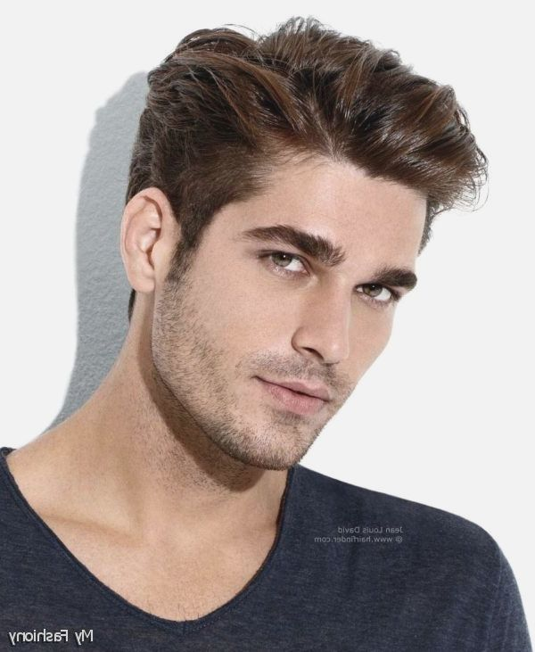 Long Top Amp Short Sides 30 Exclusive Men S Hairstyles