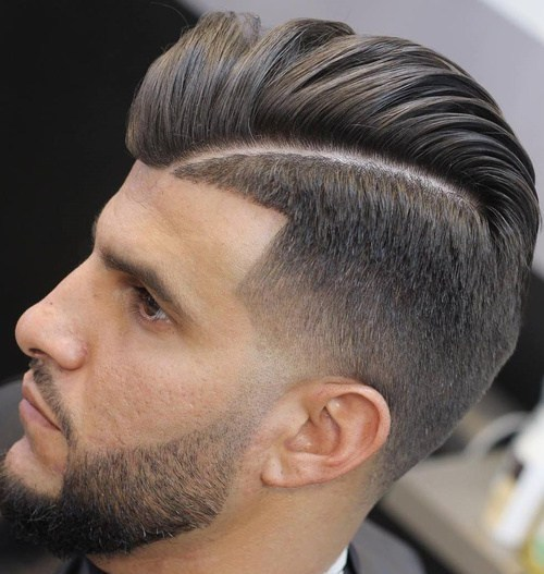 70 Best Shaved Sides Haircuts That Ll Make You Look Great 2019