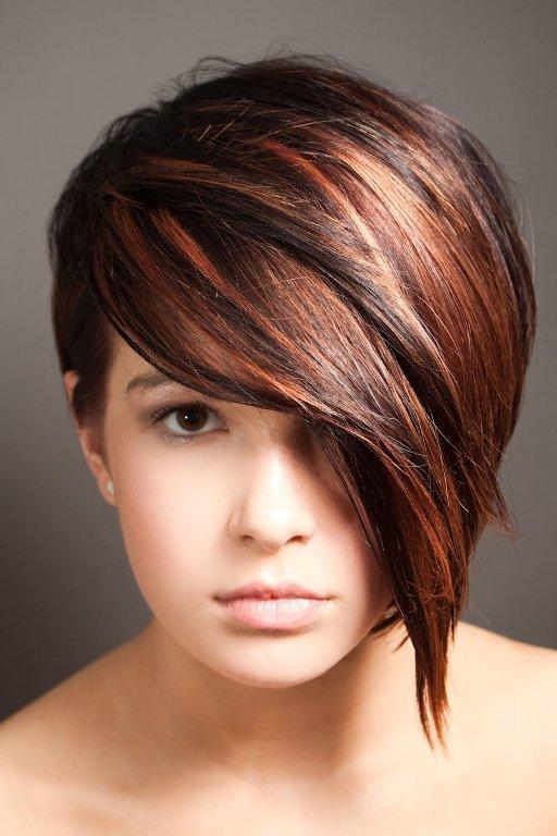 75 Epic Red Highlights On Black Brown Blonde Hair 2018