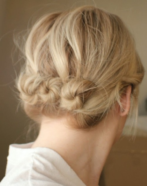 simple hairdos hairstyle for girl