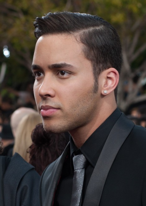 prince royce haircut 6 prince royce haircuts that fans the most 9844 | 4 26