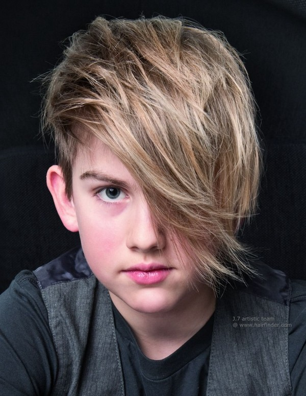 120 Long Hairstyles For Boys 2021 Trends