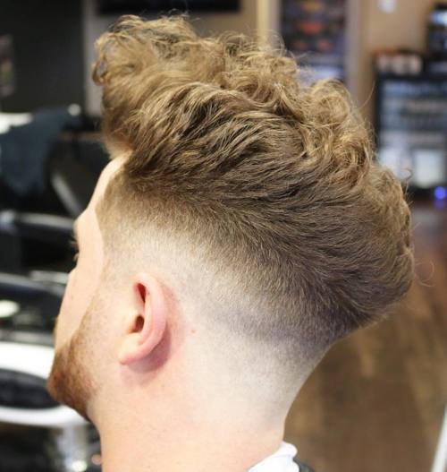 5 Men S Long Taper Fade Cuts To Copy This Year