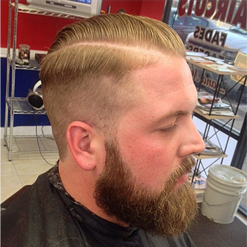 50 Best Shaved Sides Haircuts That Ll Make You Look Great