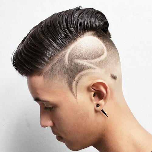Master 50 Life Changing Shaved Sides Haircuts For Men