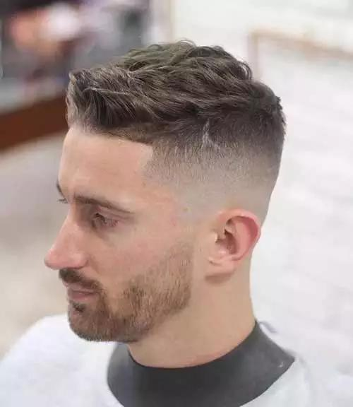 80 Modern Flat Top Haircuts for Men - Try The 2018 Trend
