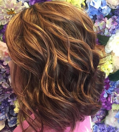 ombre medium and chocolate brown hairstyles you like