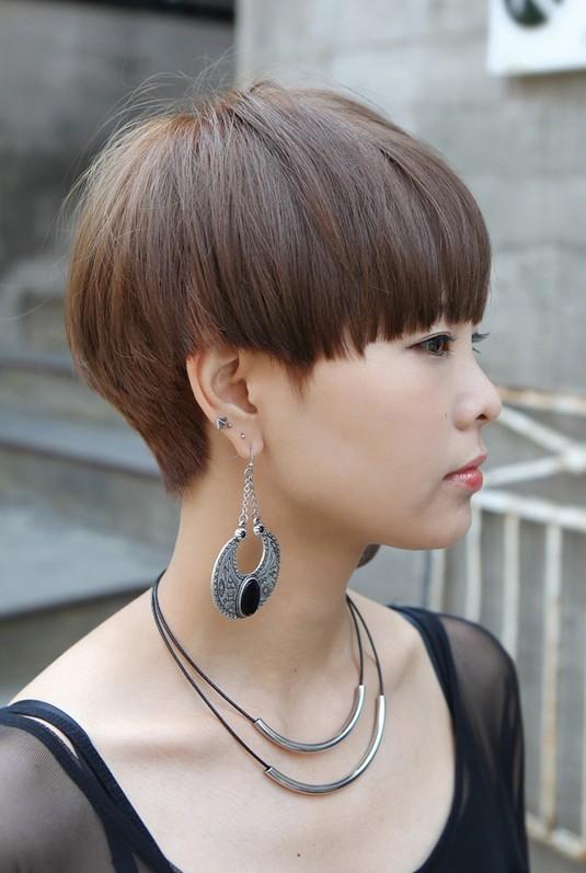 nice Eye-reaching classic Mushroom Hair for women