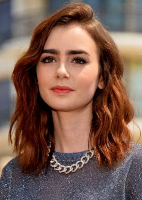 20 Incredible Mahogany Brown Hair Color Ideas For 2018