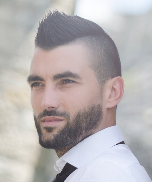 Sexy short haircuts for guys