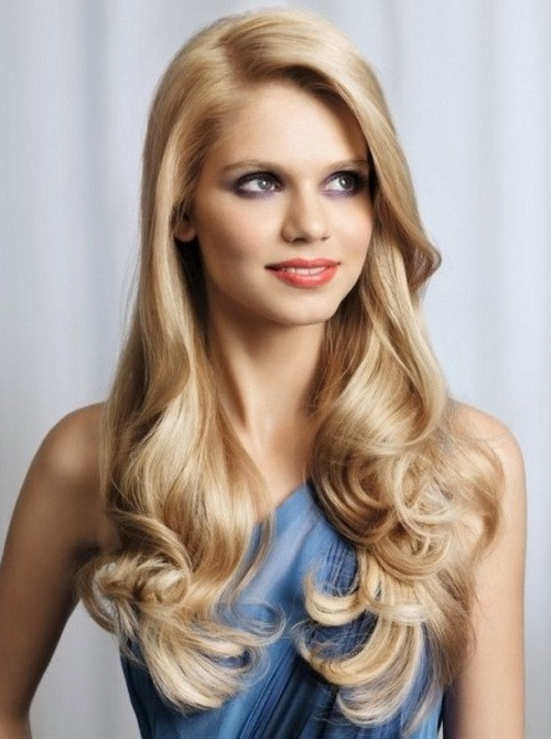 best Side part hairstyles for long faces
