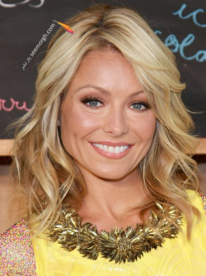 ombre hairstyle with Kelly Ripa Hair