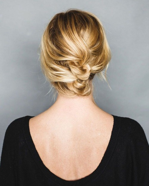 girl twist hairdos for medium hair