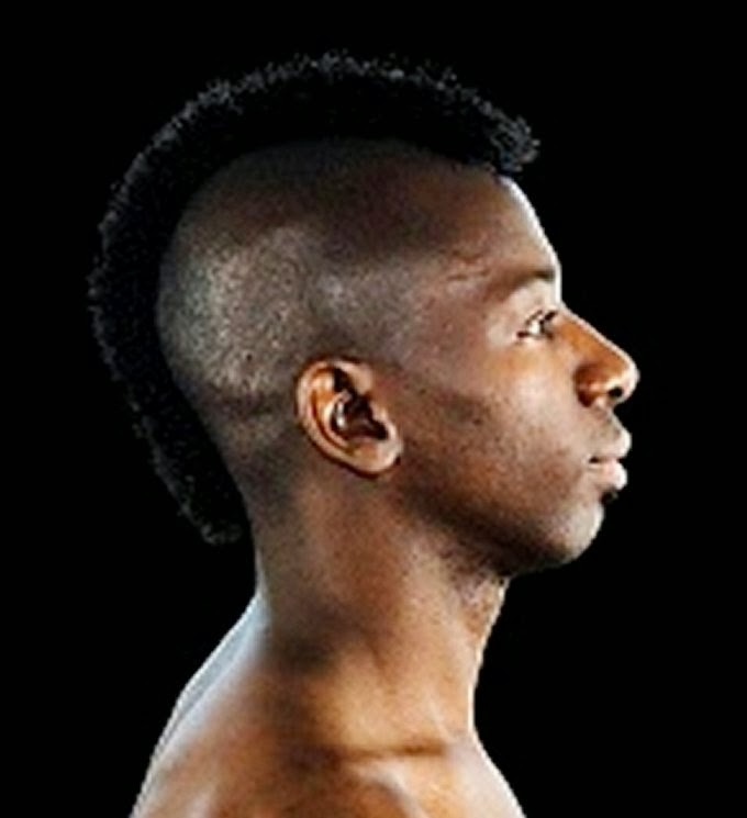 7 Image Defining Mohawk Hairstyles For Black Men