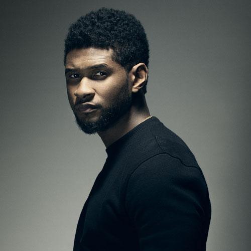 Usher Mohawk Haircuts 5
