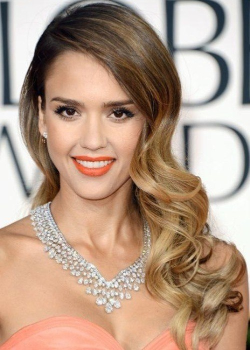 different ombre hair colors for women