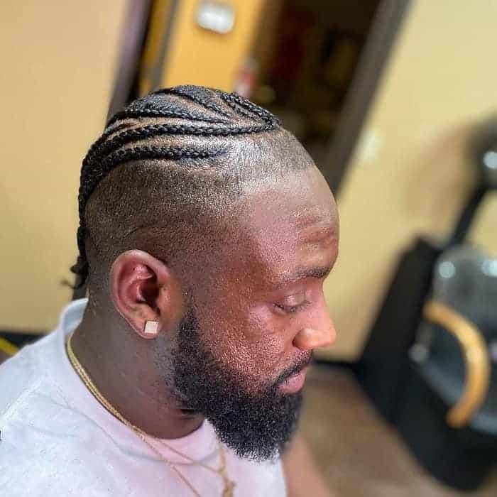 55 Greatest Man Braids That Work On Every Guy 2021 Trends Men with cornrow braids r hotttt. 55 greatest man braids that work on