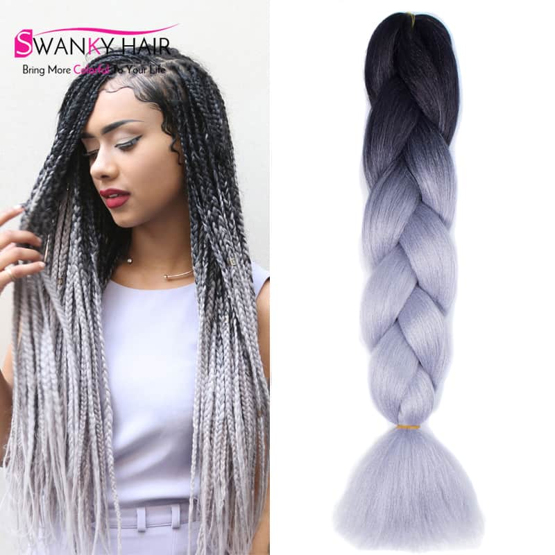 Two Tone Kanekalon Braids A Complete Guide
