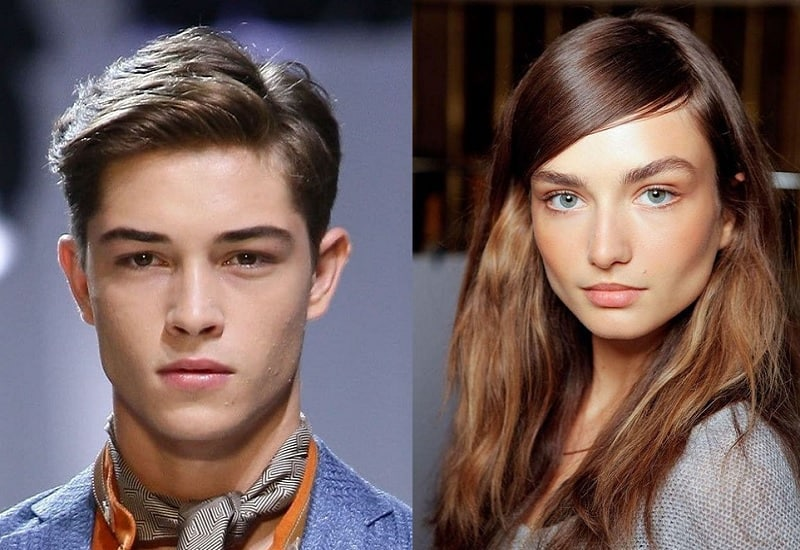 2019 Hair Trends The Best Hairstyles For Men Women Hairstylecamp