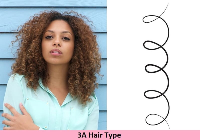 3a Curly Hair Type Tips For Styling Taking Care