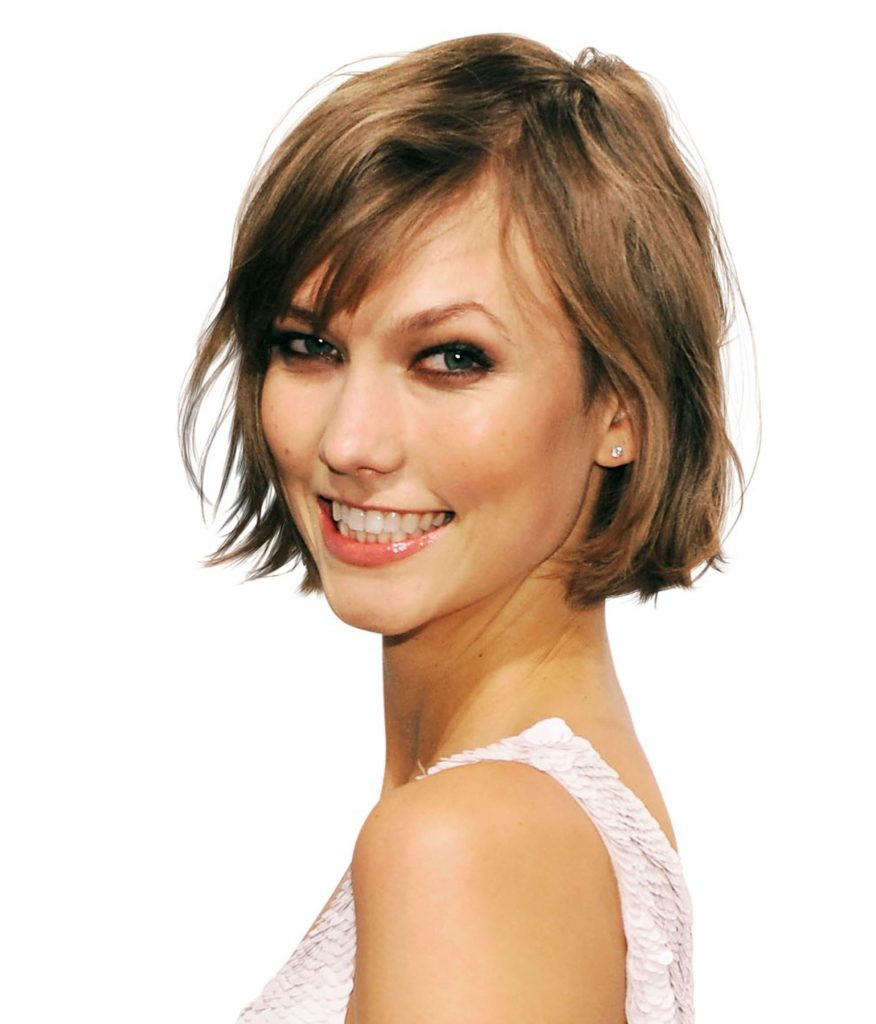 If Your Hair Is Fine And Wavy Then These Bangs Will Look Fantastic You Don T Need To Do Anything Besides Lying Some Mousse Keep It From Going All