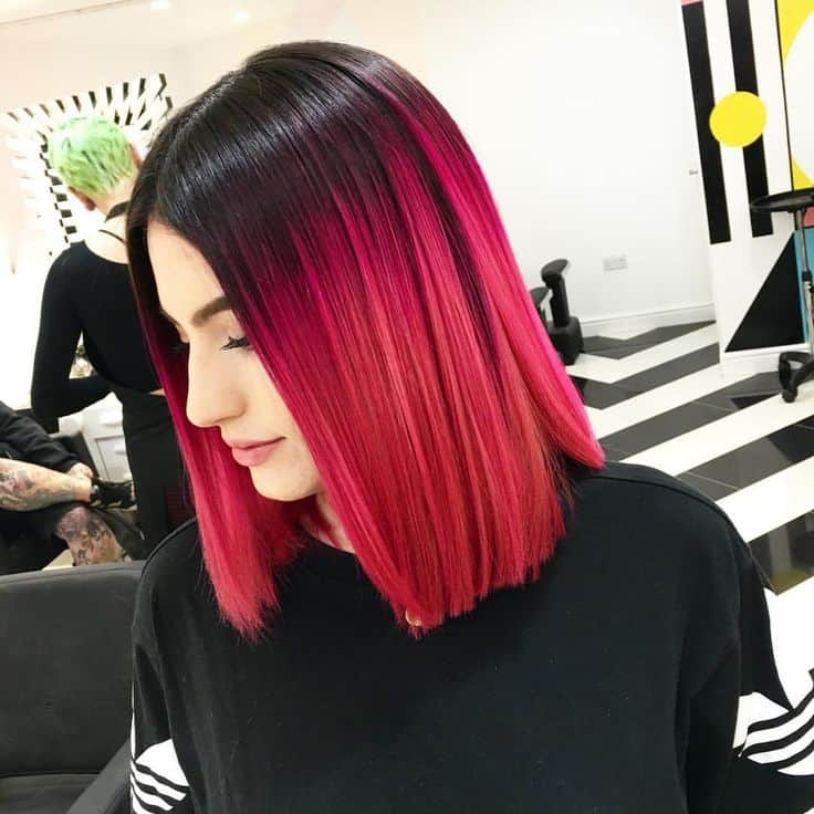 5 Edgy Ombre Bobs That Fade To Fabulous Hairstylecamp