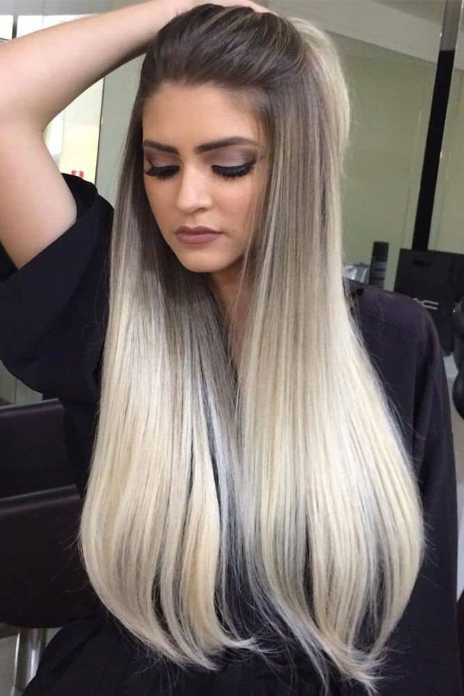 20 Cute Unique Hair Color Ideas For Long Hair