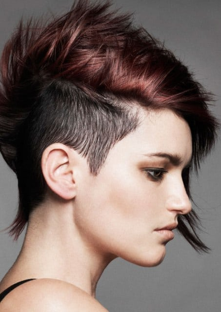 13 Incredible Short Punk Hairstyles For 2020