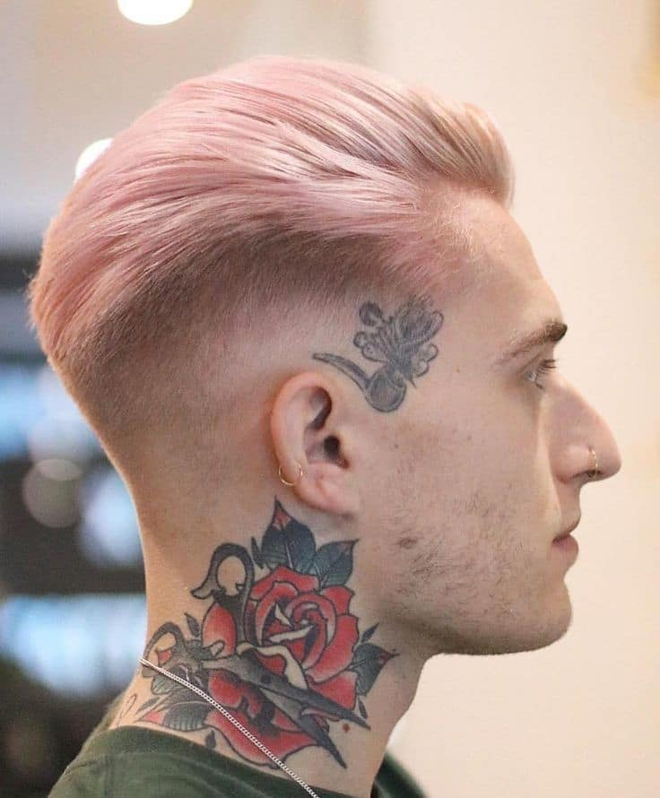 20 Hottest Hair Color Trends For Men March 2019