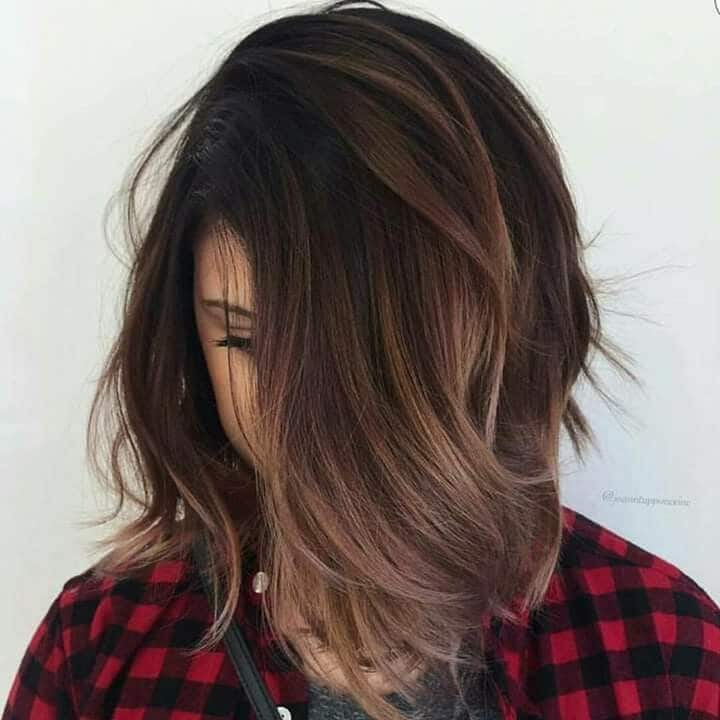 Top 10 Brunette Balayage Hairstyles To Copy Hairstylecamp