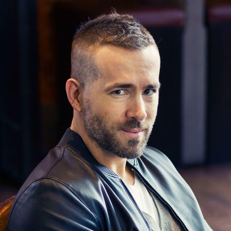 5 Rockin' Ryan Reynolds Beard Styles – HairstyleCamp
