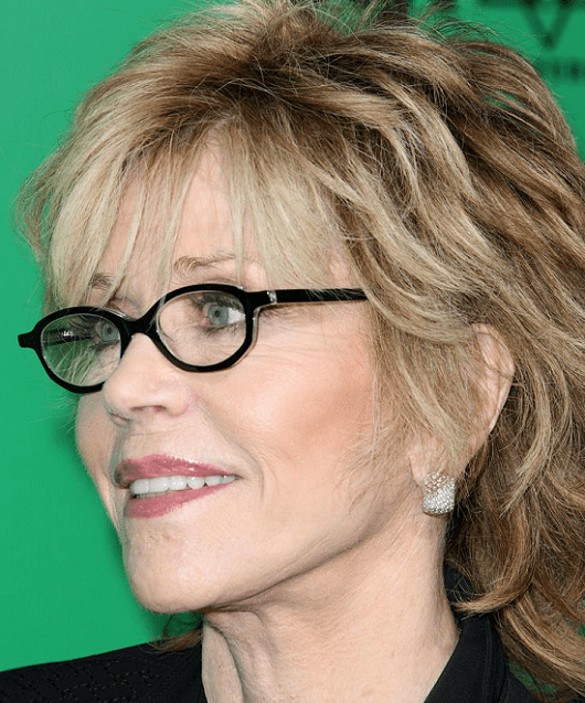40 Classy Hairstyles For 50 To 60 Years Old Women With Glasses