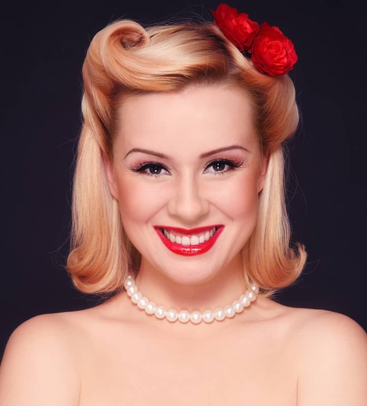 13 Popular Short Hairstyles From The 50s Hairstylecamp