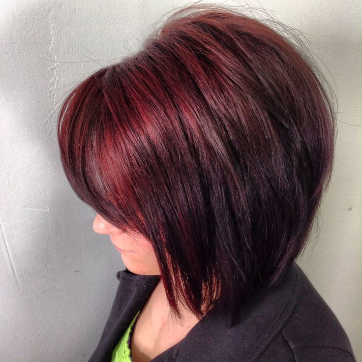 Cherry Cola Hair Color Pictures Find Your Perfect Hair Style