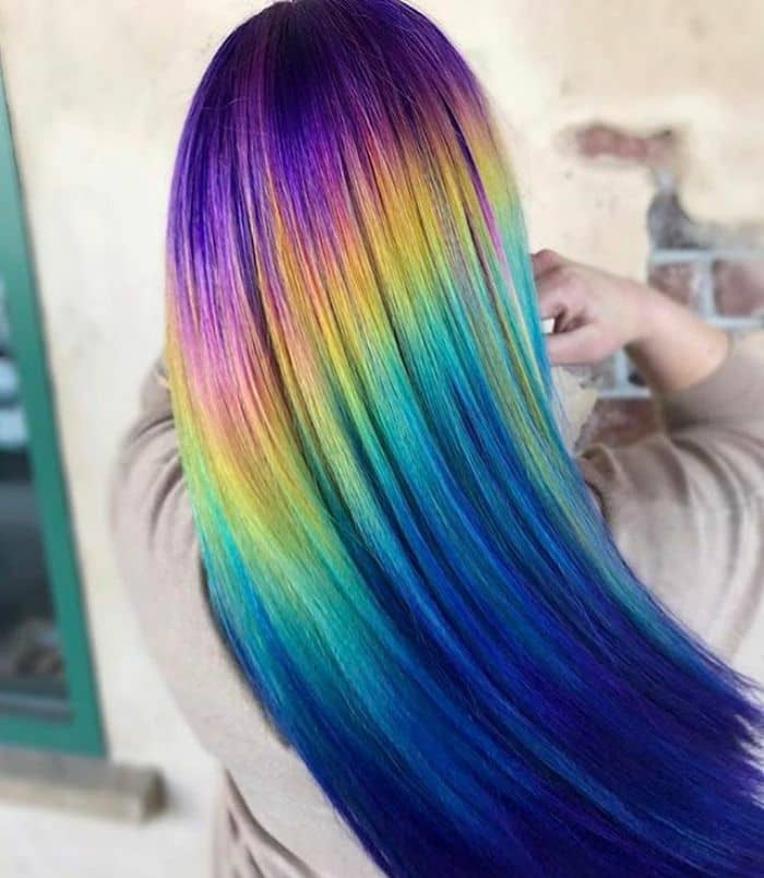 20 Cute Unique Hair Color Ideas For Long Hair