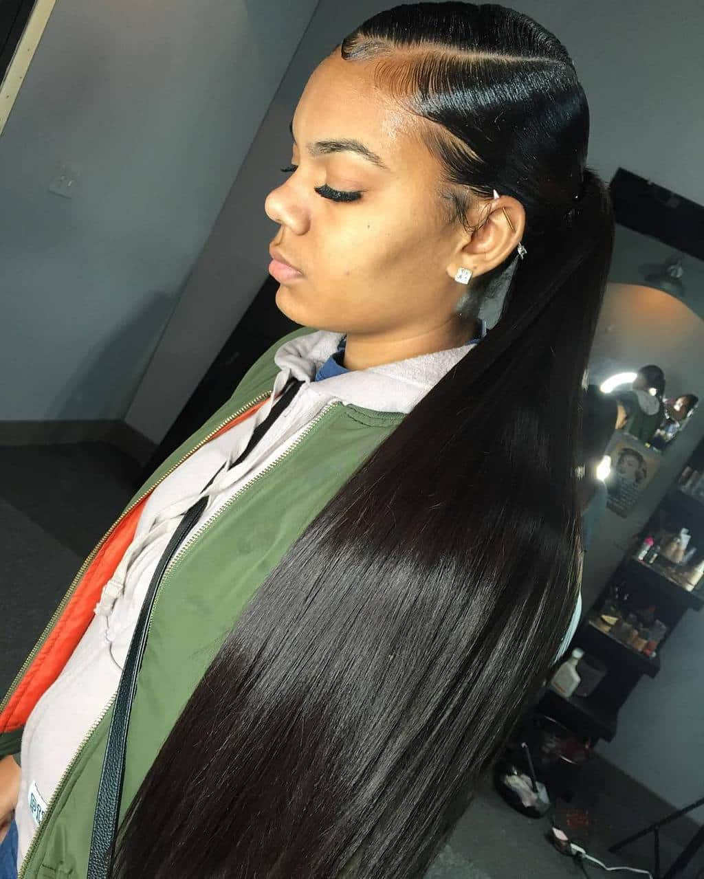 With It Weave Ponytails You Have To See To Believe