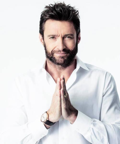 Logan Wolverine Facial Hair