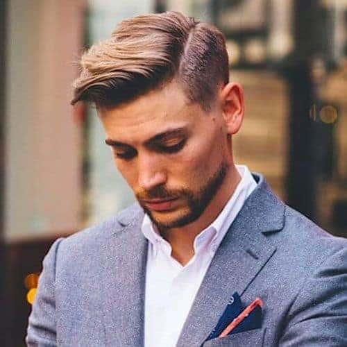 Gentleman Hairstyle 2020 Bpatello