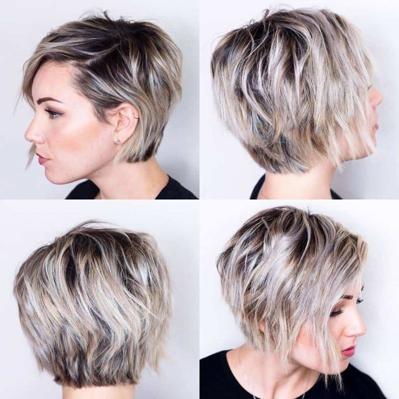 20 Flattering Short Hairstyles For Women With Oval Faces