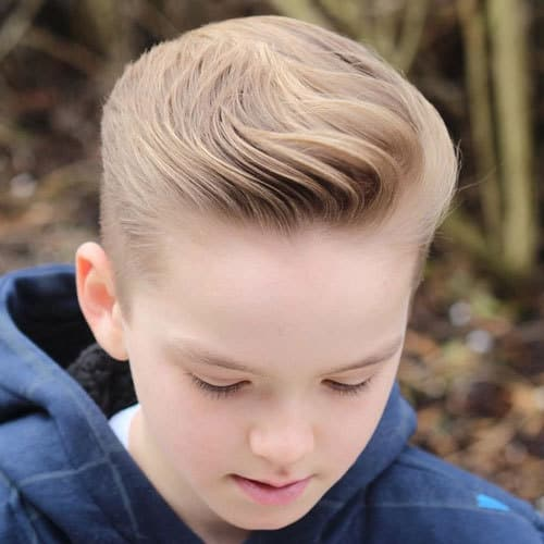 Simple Hair Style Of Boy 9 Years Simple Hair Style