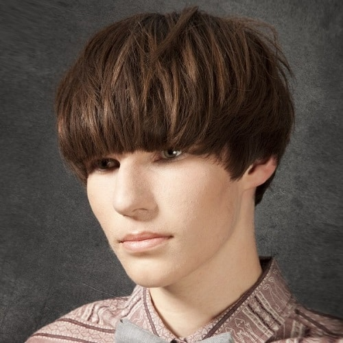 10 Authentic Asian Bowl Cut Hairstyles HairstyleCamp