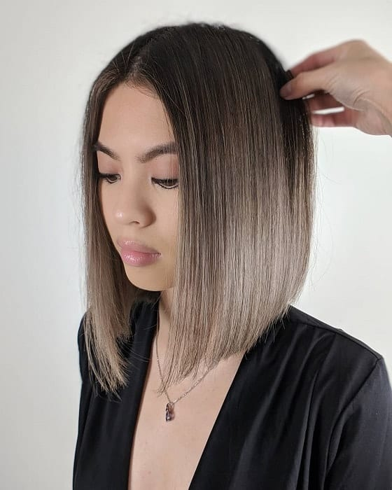 Wondrous 8 A Line Bob Hairstyles With Bangs For Flattering Looks Schematic Wiring Diagrams Amerangerunnerswayorg