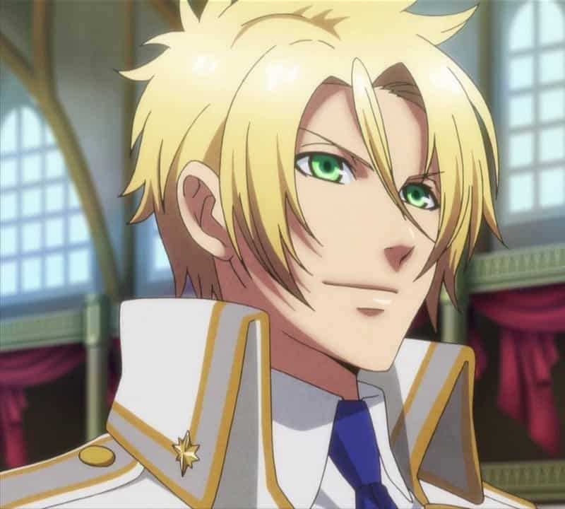 11 Coolest Anime Boy Characters With Blonde Hair Hairstylecamp