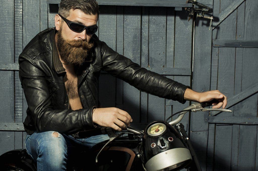 Full Beard Styles With Mustaches For Men