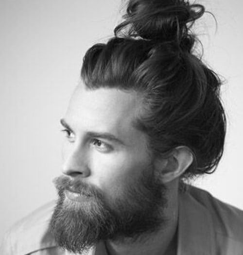 mens favorite Beard Styles with Mustaches