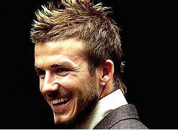 Beckham's Faux Hawk