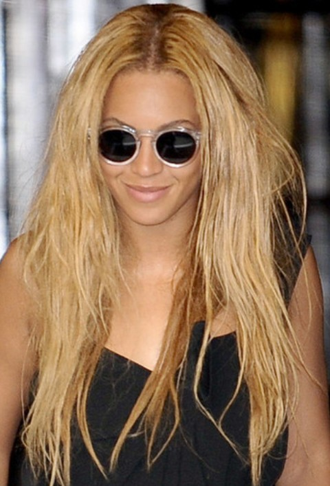 7 Best Blonde Hairstyles by Beyonce - HairstyleCamp