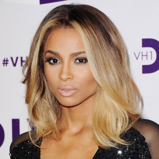 blonde hairstyles for black women